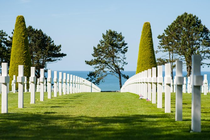 Normandy - Utah, Omaha & U.S. D-Day Sites Full Day Tour From Bayeux