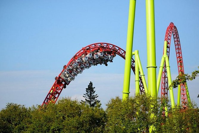Island of Wonders in St.Petersburg: Divo-Ostrov Amusement Park Entrance ticket