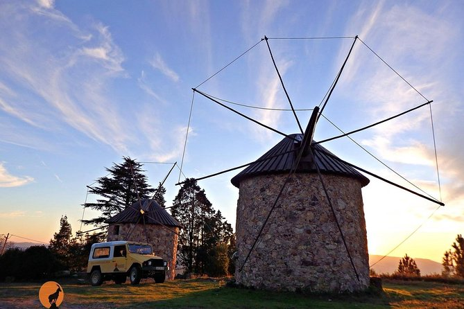 Arista Route - Penacova Windmills and Landscapes (full day)