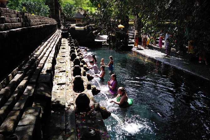 Bali Purification Ritual
