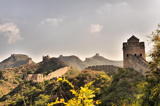 Ming Tomb & Mutianyu Great Wall Bus Tour