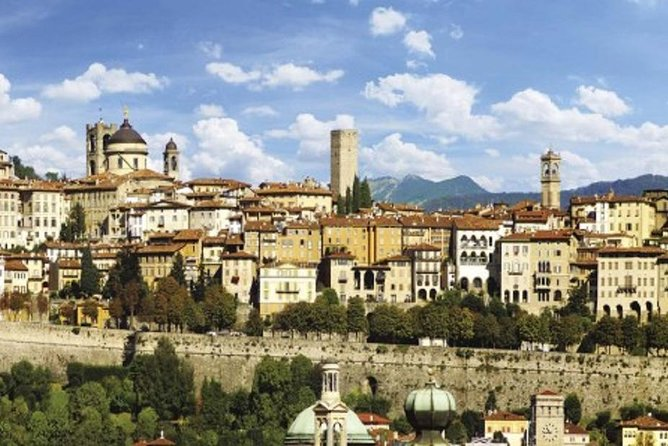 Must-see from Milan: Bergamo Upper Town Day Trip