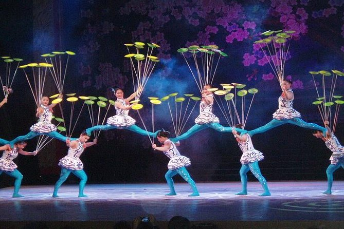 Beijing Acrobatics Night Show photo 3
