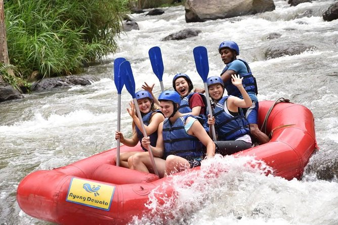 Combination Package ( White Water Rafting & ATV Quad Bike )