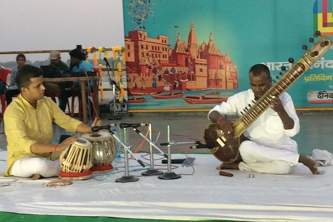Indian Classical Music Concert - 1 to 5 Persons