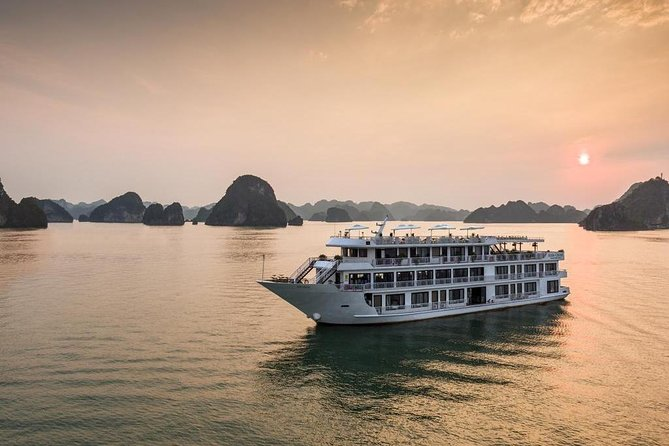 Halong Bay 2 Days-1 Night with Alisa Cruise