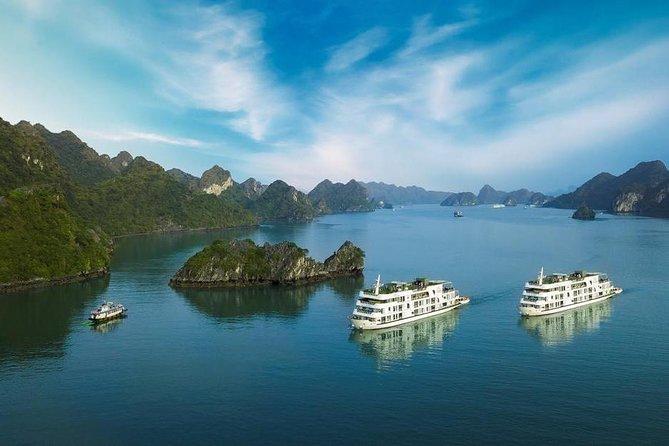 Halong Bay 2 Days-1 Night with Era Cruise