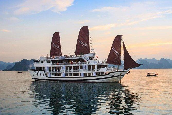Halong Bay 2 Days with Aclass Stellar Cruise 4 Star