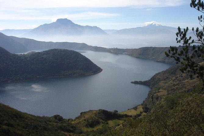 6-Day Ecuador Andes and Amazon Multisport Adventure