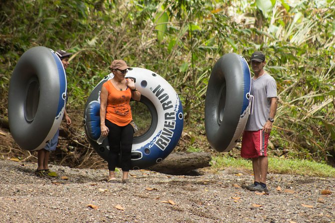 Tubing and Rain Forest combo tour in Drake Bay