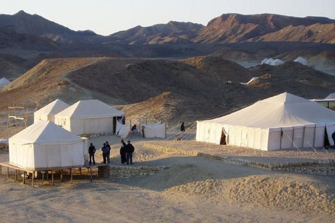 One Night Camping in White and Black Deserts from Cairo