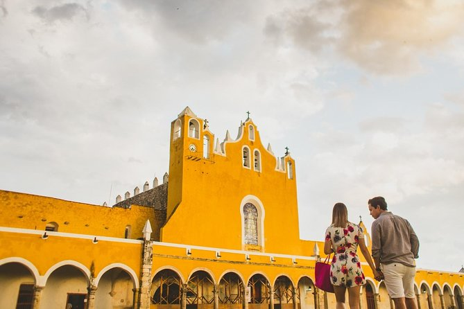 Discover Izamal: City of the Three Cultures