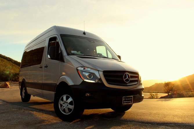Enjoy luxury transportation