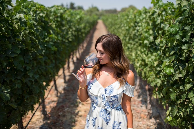 Santa Ynez Valley Wine Tour