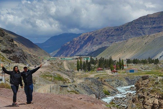 Cajon del Maipo and Parque Salto El Yeso Full-Day Tour