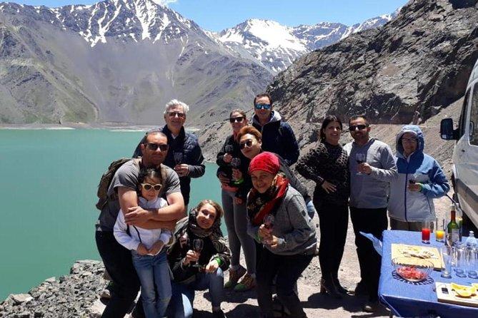 Embalse del Yeso & Cajon del Maipo Full Day Tour
