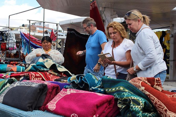 Otavalo, Cayambe, Cuicocha Shared Full-Day Cultural Trip