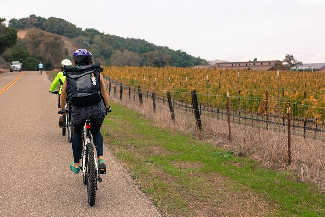 Santa Ynez Valley Wine by Bike Tour