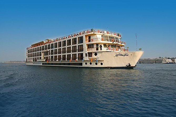 Nile Cruise Aswan To Luxor with (Balloon & Abu Simbel) 3 Nights (train tickets)