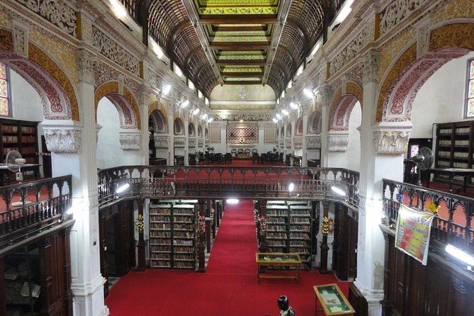 Visit Old Libraries Of Chennai