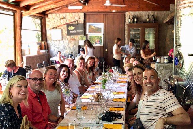 Private tour of Pompei and wine tasting in Tramonti