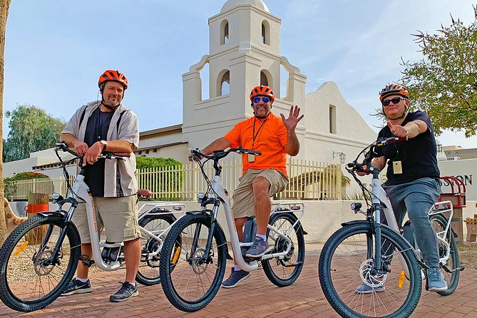 Scottsdale E-Bike Tours - 11am - 1.5 Hours