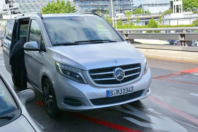 Mercedes-Benz V Class Depature Transfer: Hotel to Hangzhou Airport