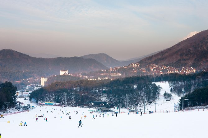 [2-days Private Ski Tour] Pyeongchang Olympic Site (Lift, Clothing & lesson) photo 6