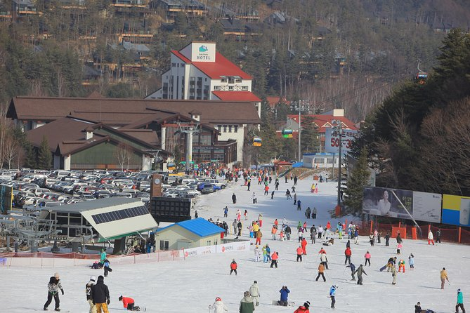 [2-days Private Ski Tour] Pyeongchang Olympic Site (Lift, Clothing & lesson) photo 9
