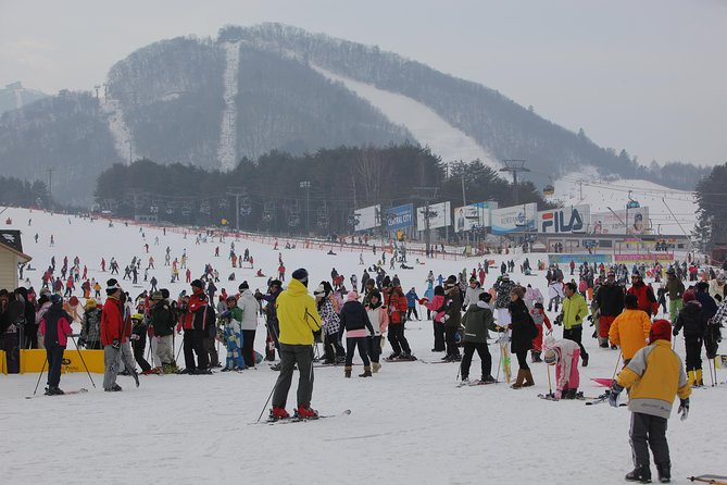 [2-days Private Ski Tour] Pyeongchang Olympic Site (Lift, Clothing & lesson) photo 8