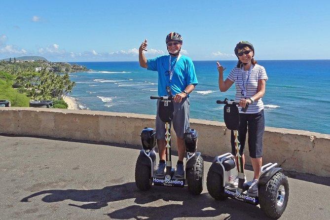 Waikiki Hoverboarding Signature Aloha Tour to Diamond Head Lighthouse 2hr15m