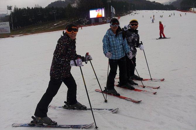 [Premium Private Ski Tour] Pyeongchang Olympic Site (1:1 Ski Lesson)