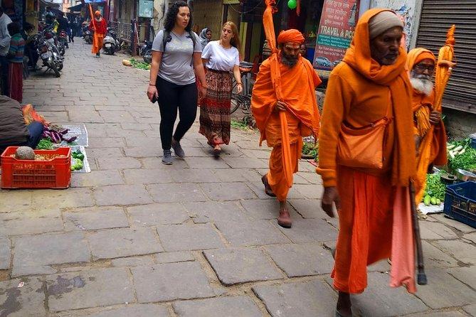 Varanasi - Hidden Alleys Walk of Northern Bazaars - the silk route