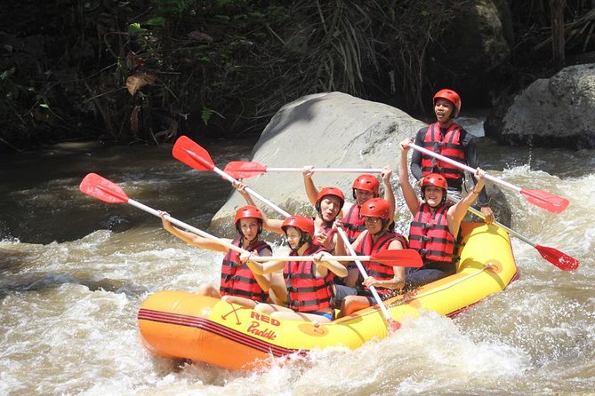 Ayung River - White Water Rafting Bali