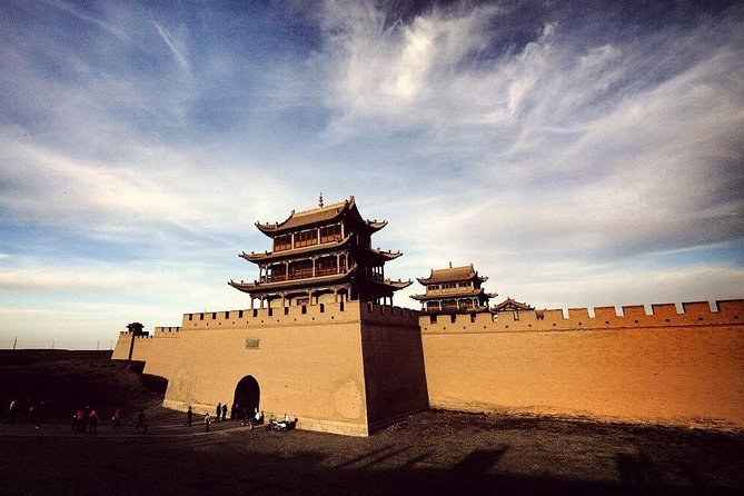 3-Night Private Tour from Dunhuang to Jiayuguan photo 1