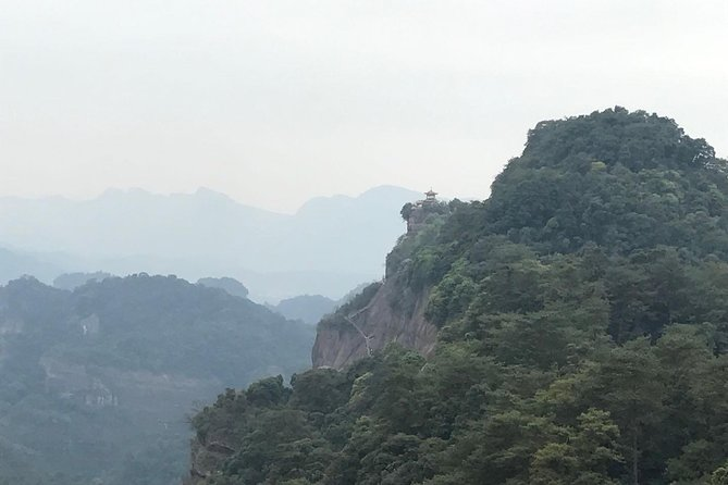 All Inclusive Private Day Trip to Danxia and Nanhua Monastery by Bullet Train from Guangzhou photo 2