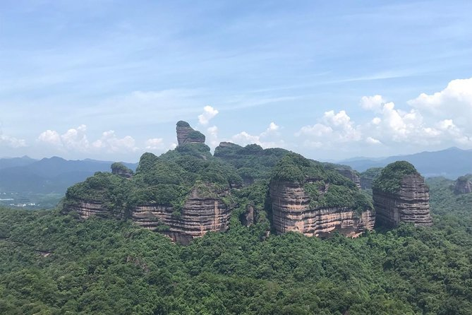 All Inclusive Private Day Trip to Danxia and Nanhua Monastery by Bullet Train from Guangzhou photo 7