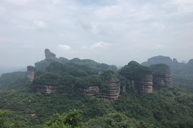 All Inclusive Private Day Trip to Danxia and Nanhua Monastery by Bullet Train from Guangzhou photo 11