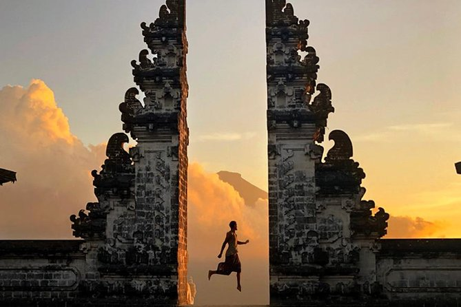 The Gate Of The Heaven Bali with Top Places To Visit In The East of Bali