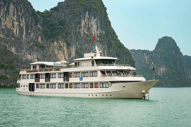 Halong Bay 2 Days-1 Night with La Vela Premium Cruise