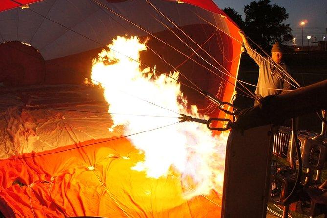 Melbourne Balloon Flights, The Peaceful Adventure