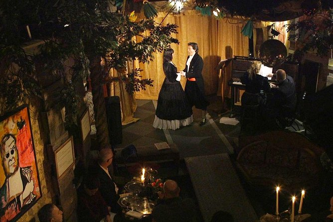Skip the Line: The Hidden Letter Of Lucrezia Borgia: A Renaissance Opera Dinner photo 1