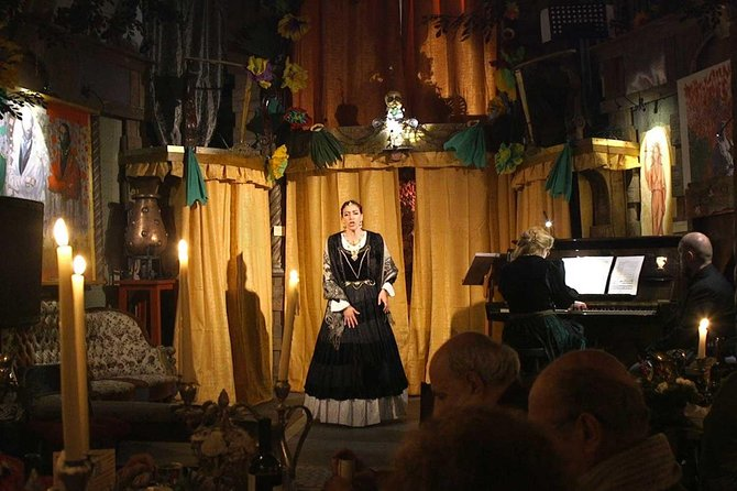 Skip the Line: The Hidden Letter Of Lucrezia Borgia: A Renaissance Opera Dinner photo 4