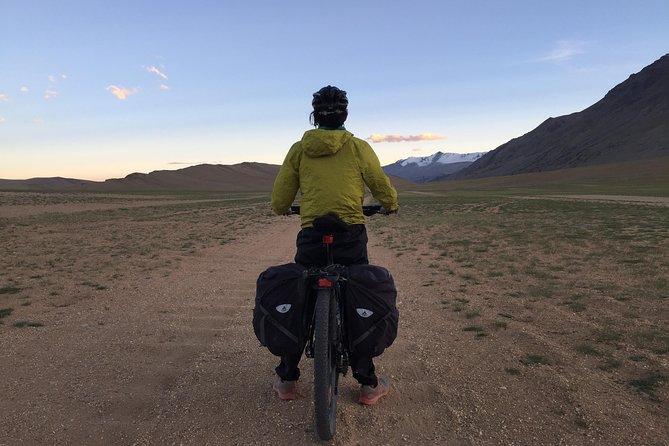 Leh Tso Moriri Cycling Expedition