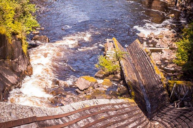 Auttiköngäs Waterfalls & Nature Trail