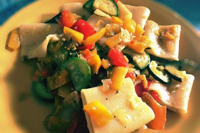 Wine & Evo oil Tasting with Vegetarian Meal