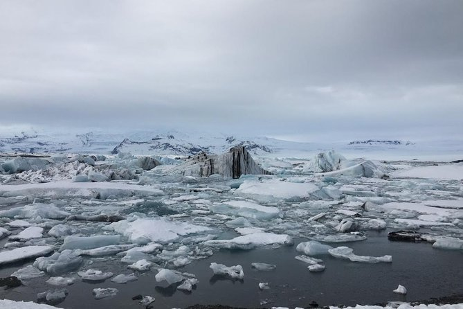 Overnight South Coast and Glacier Lagoon Tour including Ice Cave visit