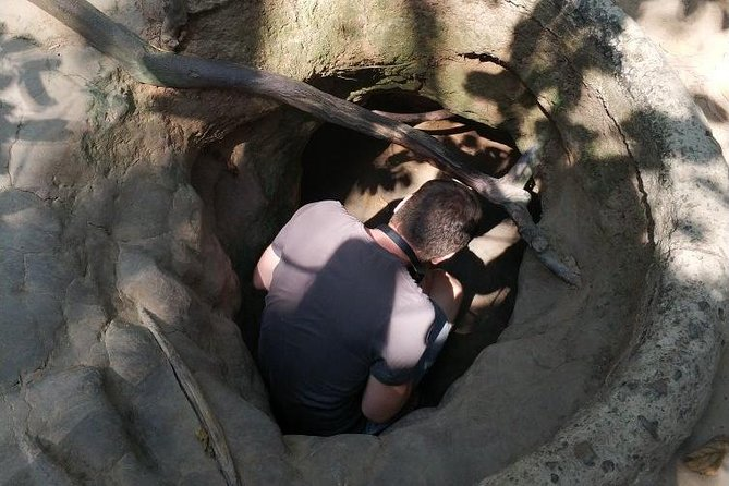 Private Cu Chi Tunnels Half-Day Tour