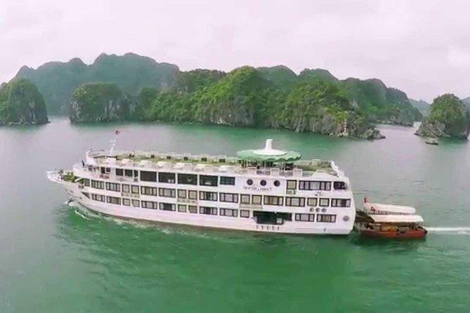 Halong Bay 2 Days-1 Night with Starlight Cruise
