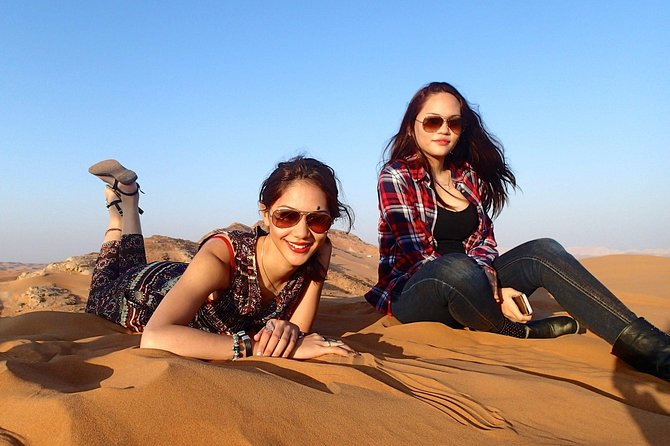 Dubai City tour and 30 mins Quad Bike with Evening Safari Live Entertainment